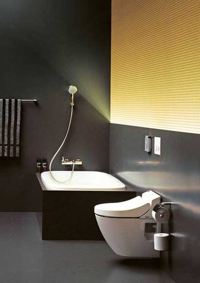 tornado flush das wand wc von toto e stather. Black Bedroom Furniture Sets. Home Design Ideas